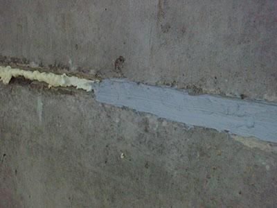 Герметик для заделки температурных швов в бетонных полах